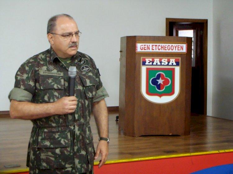 Norte-americanos agem como xerifes do mundo, diz general brasileiro Etchegoyen