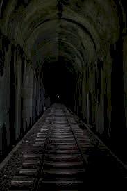 Sem luz no túnel