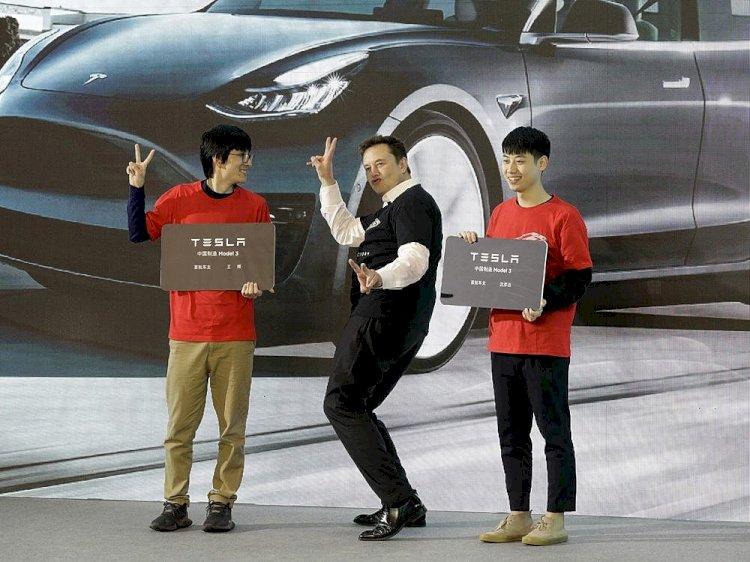Vamos dar o golpe em quem quisermos, diz Elon Musk, dono da Tesla sobre a Bolívia