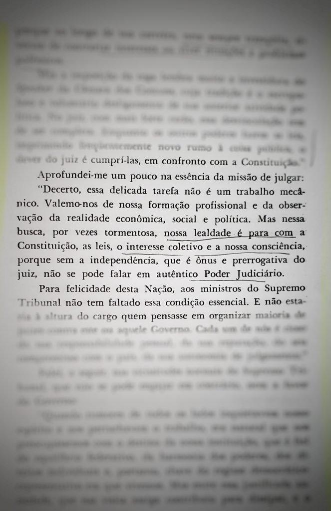ExCelso: Uma carta ao presidente da República para evitar ruídos com o Supremo