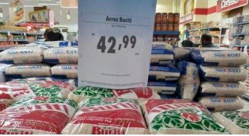 'Caso do arroz' põe à prova o ideário liberal do governo