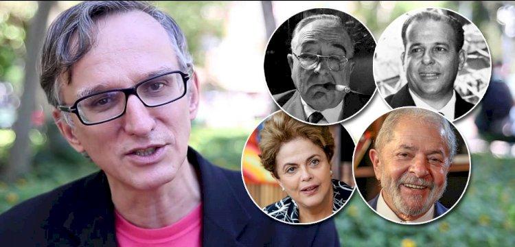 Jurmir Machado: a direita brasileira é insaciável e a imprensa participa de todos os golpes.