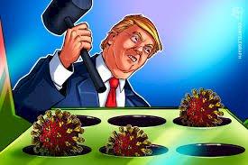 Mercados de aposta duvidam de que Trump completará seu primeiro mandato após diagnóstico de COVID-19