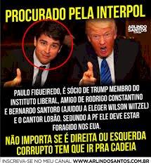 Processado por corrupção, ex-foragido, neto de Figueiredo é palestrante no Itamaraty.