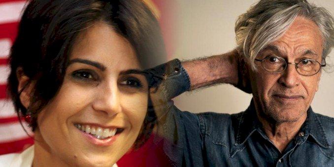 Apoio de Caetano a Manuela não se calará