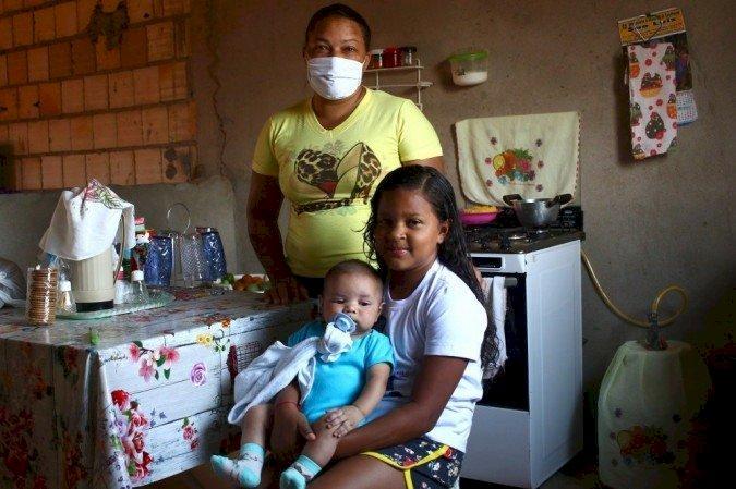 Pandemia agrava situação de mais de 49 mil famílias do DF que convivem com a fome