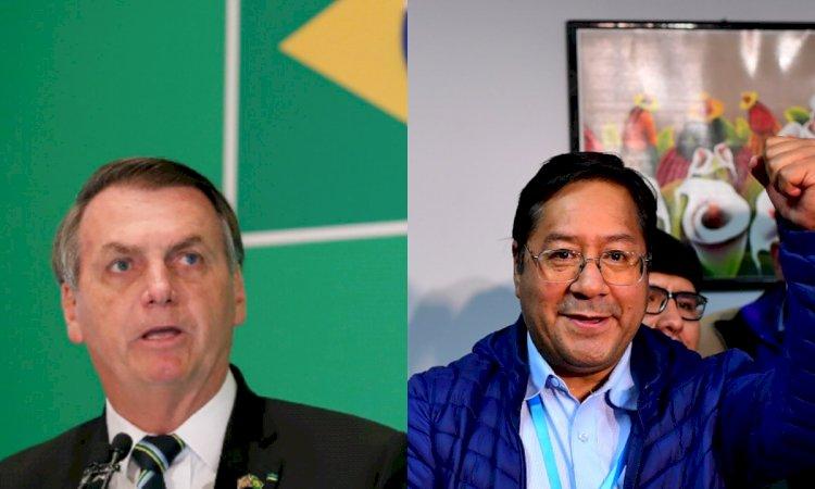 Apoiador do golpe na Bolívia, governo Bolsonaro, finalmente, reconhece vitória de Luis Arce