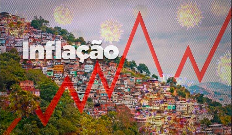 Inflação dos pobres no governo Bolsonaro é 3 vezes maior que a dos ricos