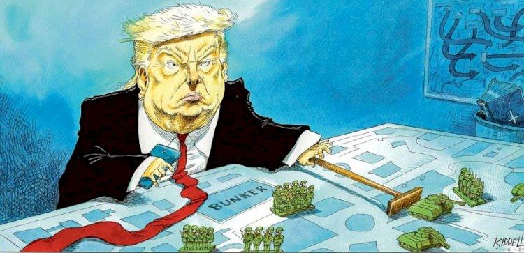 Chomsky: o mundo precisa da derrota de Trump