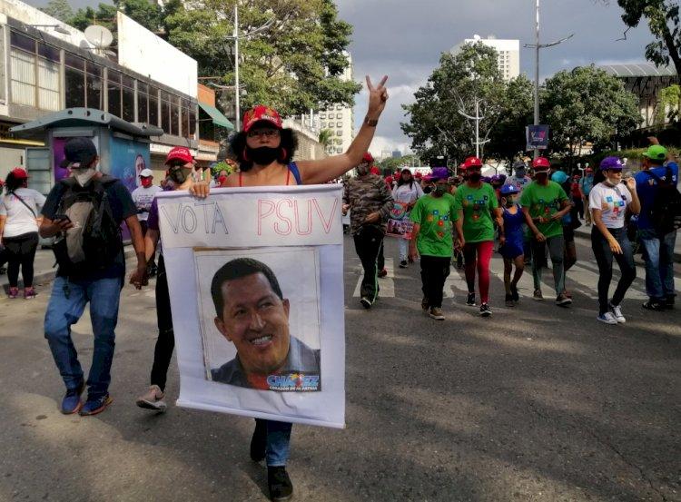 Chavismo chega fortalecido às eleições na Venezuela com mais de 7 mi de filiados ao PSUV