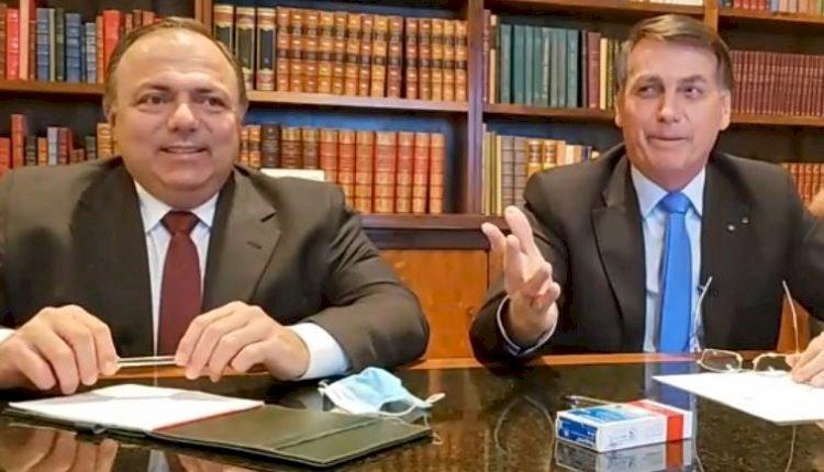 """""""Pede pra sair"""": coronéis criticam Bolsonaro e cobram saída de Pazuello"""