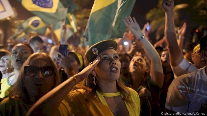 Brasil, um país do passado