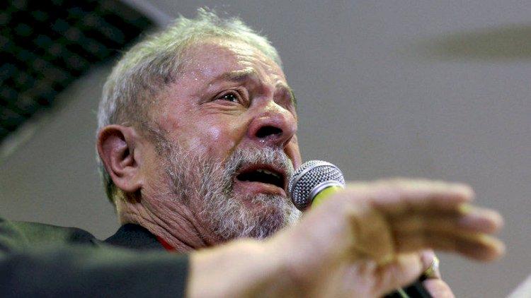 Lula livre e candidato em 2022