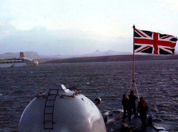 Enérgico rechazo de la Argentina a los ejercicios militares británicos en las Islas Malvinas