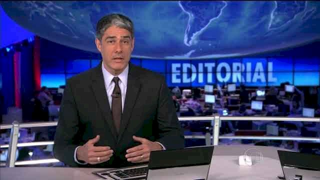 Bolsonaro chama Bonner de canalha e ataca a Globo