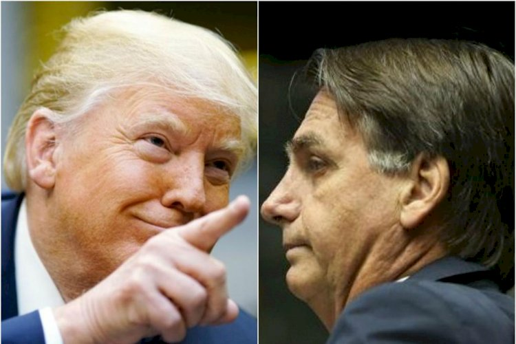 Bolsonaro, el último trumpista