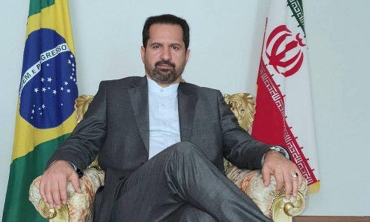 Entrevista com o embaixador Hossein Gharibi: A era de influência hegemônica já passou faz tempo