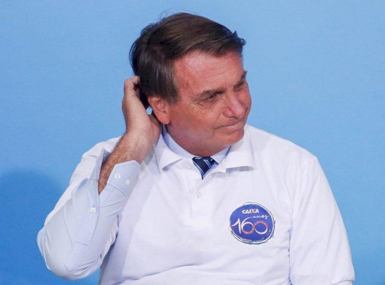 Twitter marca publicação de Bolsonaro sobre covid-19 como enganosa