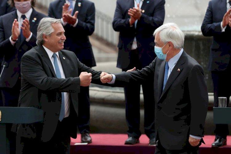 Alberto Fernández y Sebastián Piñera trabajan en una salida política para Venezuela
