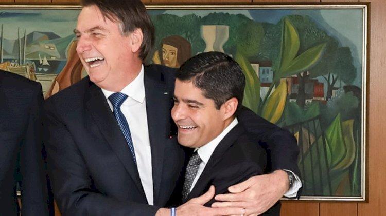 Presidente do DEM, ACM Neto é cotado como vice de Bolsonaro em 2022, diz jornal