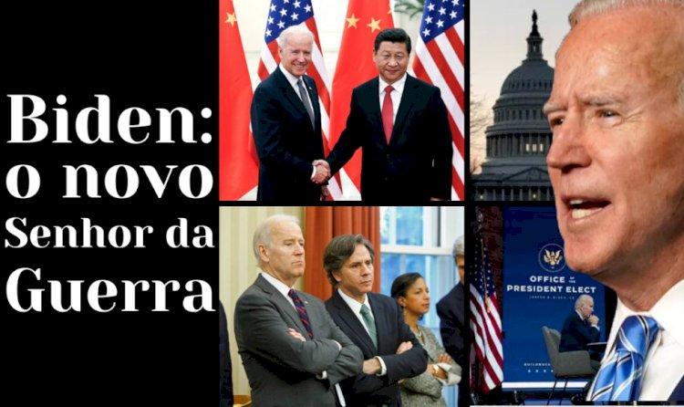 Bolsonaro e Guaidó: Biden trai o 'ocidente'