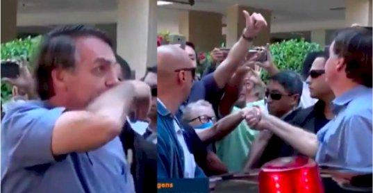 """Bolsonaro volta a usar expressão """"meu Exército"""" depois de troca no comando"""
