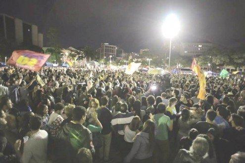 Freixo articula candidatura ao governo do RJ com Eduardo Paes e Rodrigo Maia