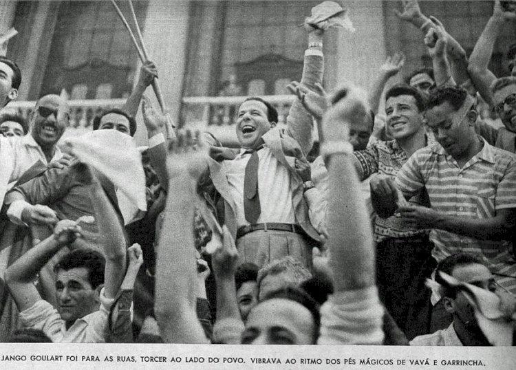 HISTÓRIA: Presidente João Goulart (JANGO) passa a ser ensinado na 5ta. série ginasial do Uruguai