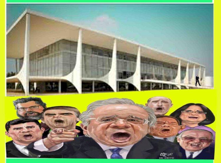 """""""Viramos hospício"""", diz líder da Frente Brasil-China sobre frase de Guedes"""