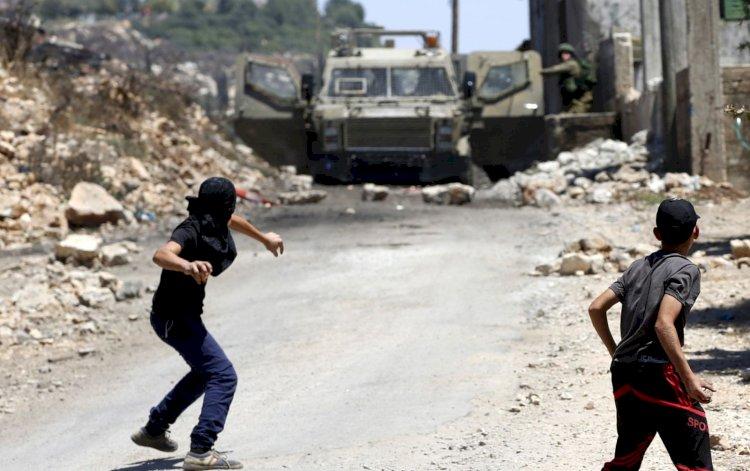 BASTA DOS CRIMES DE ISRAEL CONTRA PALESTINOS