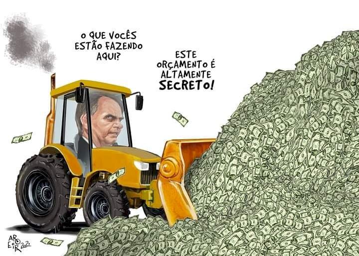 """Como Bolsonaro viabilizou o """"Tratolão"""""""