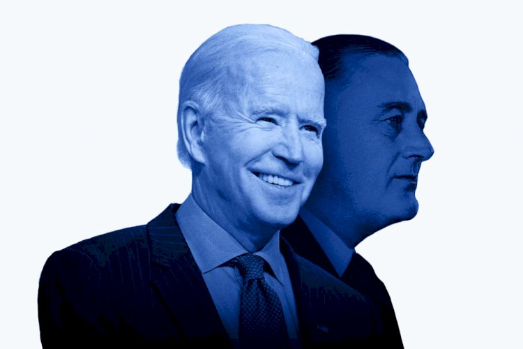 Joe Biden recicla Franklin D. Roosevelt