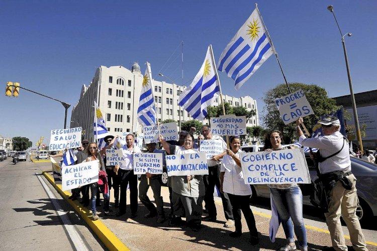 Carta de Montevidéu: El gobierno uruguayo, fiel sucursal de la Casa Blanca