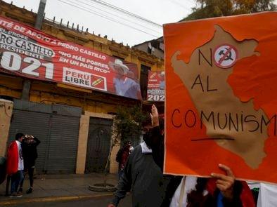 Polarização extrema divide o Peru a uma semana do segundo turno