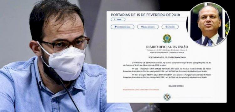 Governo comprou R$ 5,2 bilhões de vacina representada por empresa de amigo de Ricardo Barros