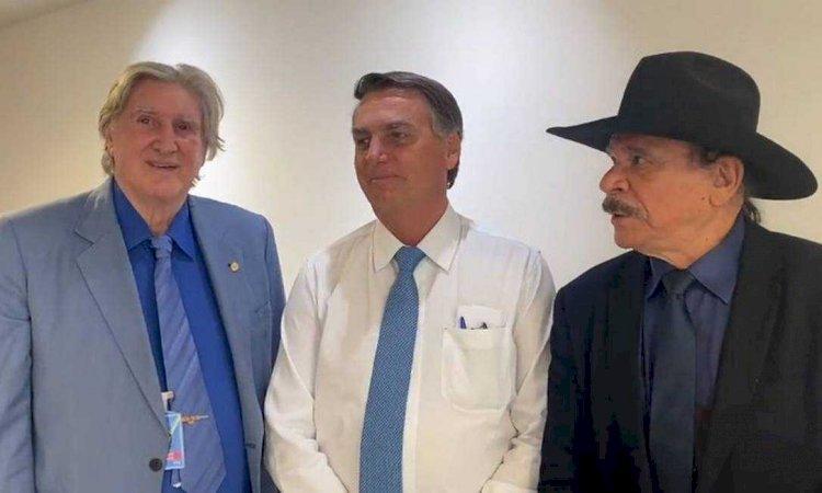 Reunião golpista de Sérgio Reis com sojeiros ocorreu em bunker do agronegócio