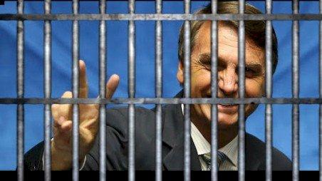 """O """"fantasma da cadeia"""" apavora Bolsonaro"""