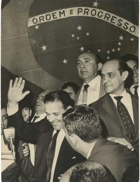 """""""A resistência e a unidade nacional garantiram a democracia"""", disse Jango, há 60 anos"""