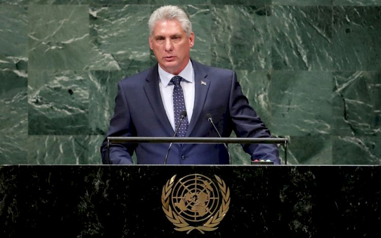 Vamos escolher políticas que destruíram planeta ou solidariedade?, indaga Cuba na ONU