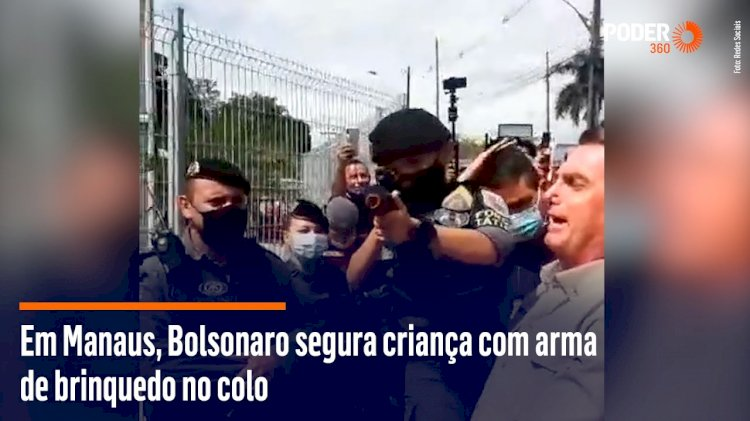 Comitê da ONU condena Bolsonaro por uso de criança fardada e sugere sanção